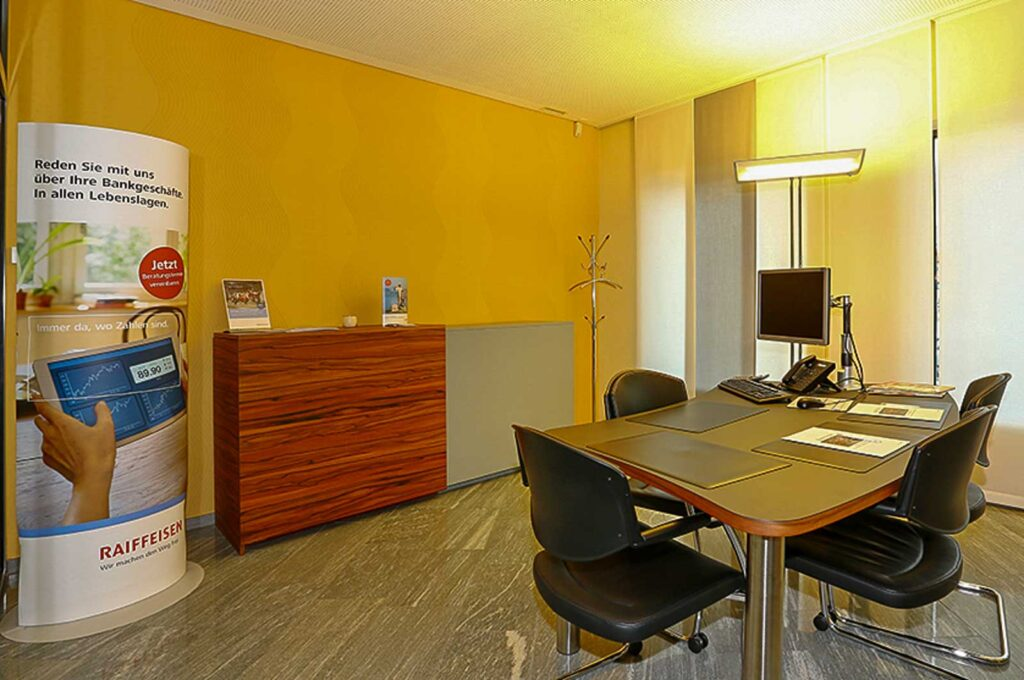 Realisierte Objekte Büromöbel (5)