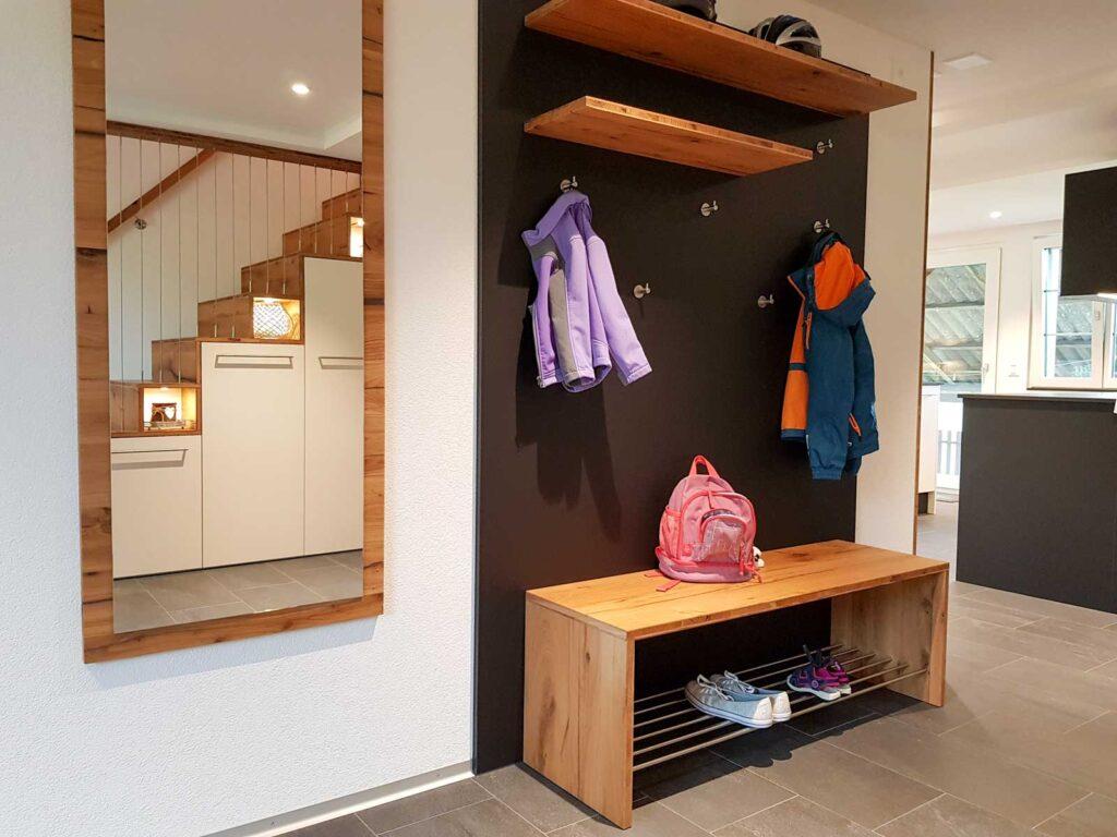 Realisierte Objekte Garderobe (3)