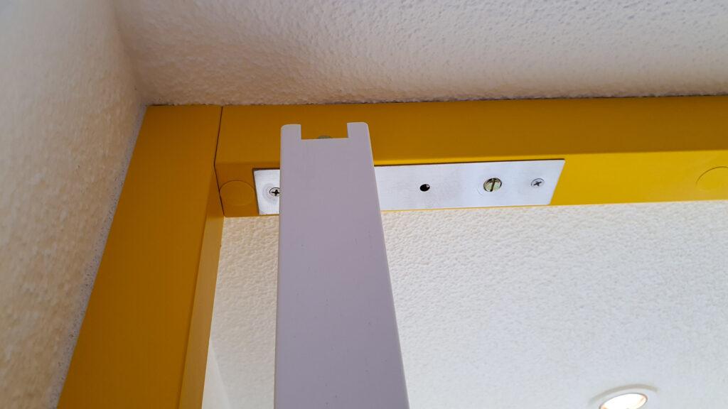 Wooddesign_Raumtrenner_Türen_Pendeltüre_weiss_gelb (1)