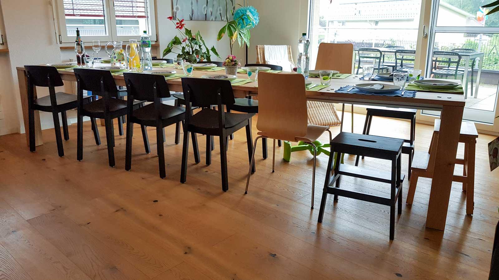 Wooddesign_Tisch ausziehbar_ Ausziehtisch_Tischverlängerung_Nussbaum massiv1 (1)