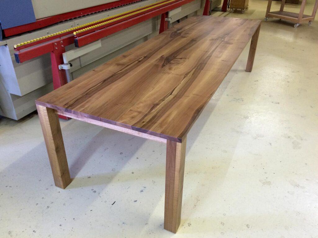 Wooddesign_Tisch ausziehbar_ Ausziehtisch_Tischverlängerung_Nussbaum massiv1 (5)
