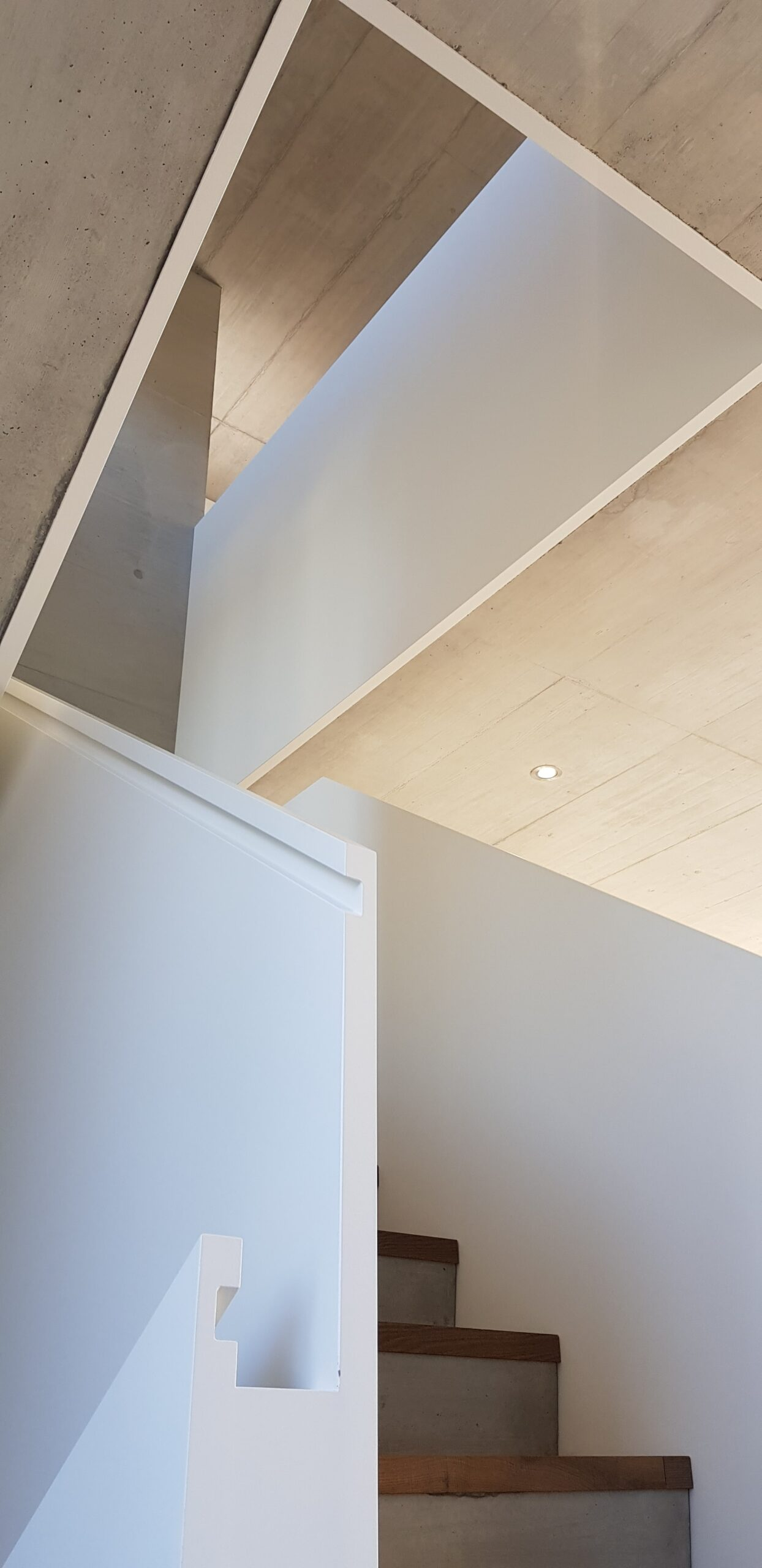 Wooddesign_Treppen_Teppengeländer weiss_Holztreppen_Treppenverkleidung_modern Eiche (14)-min