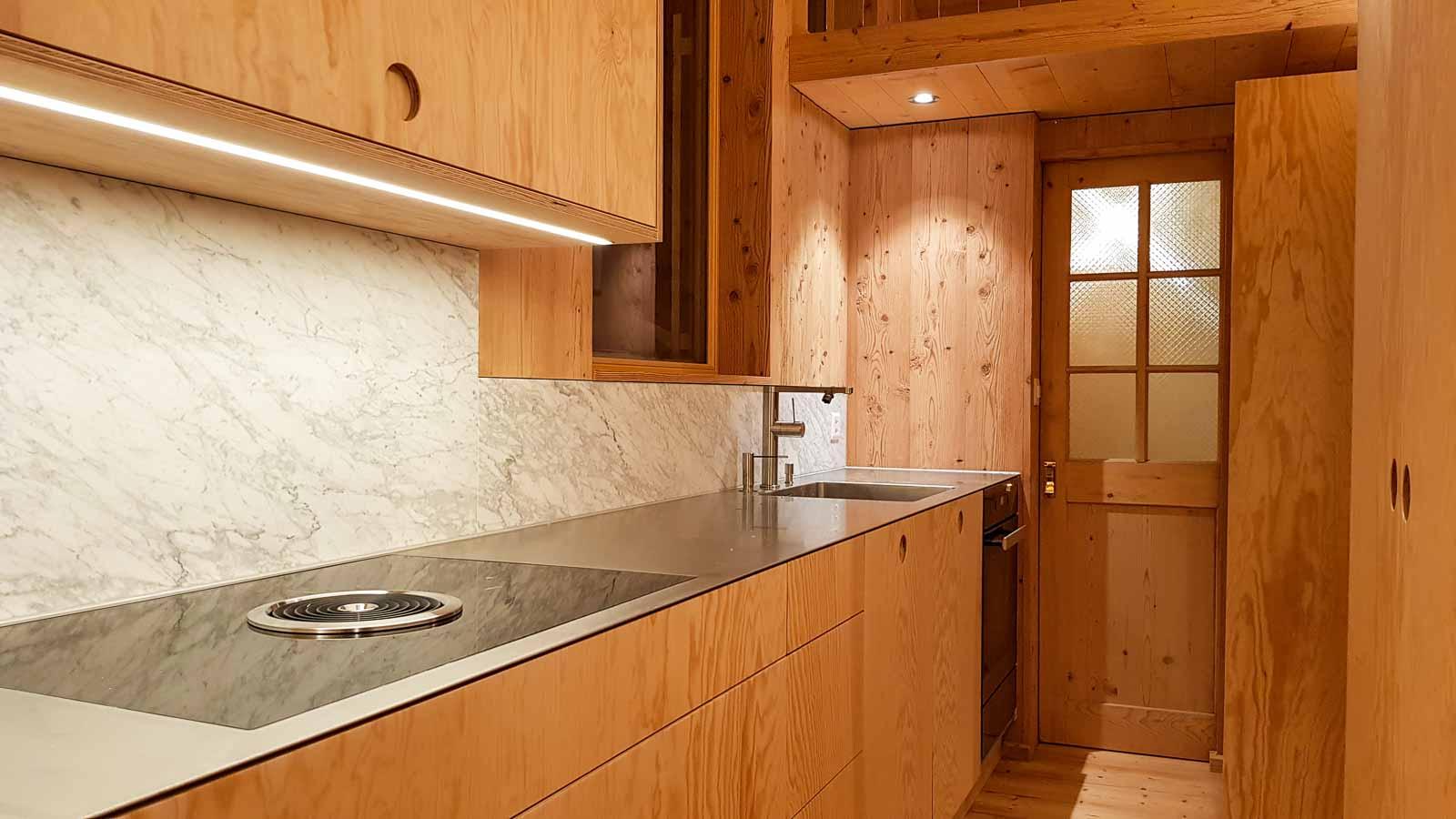 Wooddesign_Holzdesign_Innenausbau Ferienhaus_Altholz_Ferienwohnung_Ferienchalet_Schwarzsee_ Umbau (1)