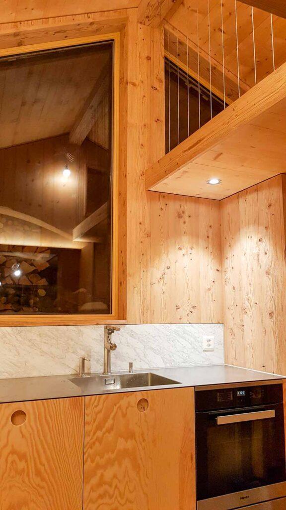 Wooddesign_Holzdesign_Innenausbau Ferienhaus_Altholz_Ferienwohnung_Ferienchalet_Schwarzsee_ Umbau (11)