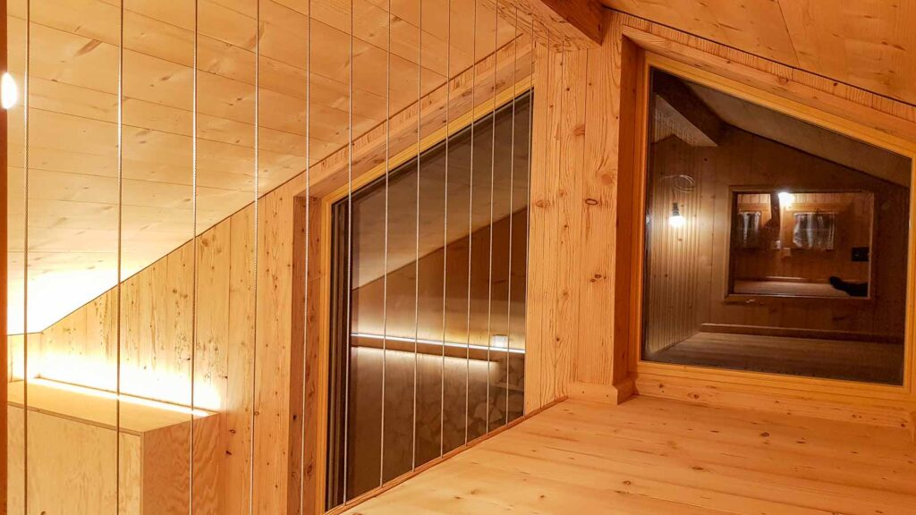 Wooddesign_Holzdesign_Innenausbau Ferienhaus_Altholz_Ferienwohnung_Ferienchalet_Schwarzsee_ Umbau (13)
