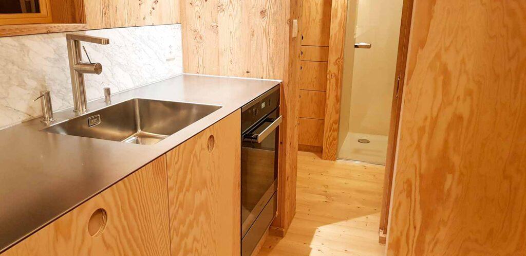 Wooddesign_Holzdesign_Innenausbau Ferienhaus_Altholz_Ferienwohnung_Ferienchalet_Schwarzsee_ Umbau (25)