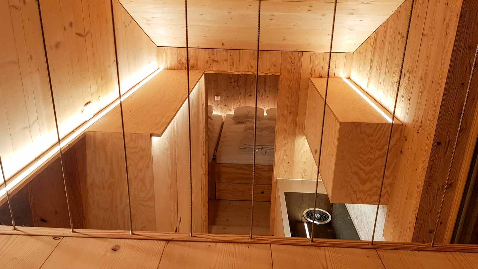 Wooddesign_Holzdesign_Innenausbau Ferienhaus_Altholz_Ferienwohnung_Ferienchalet_Schwarzsee_ Umbau (32)